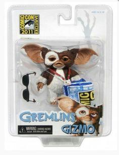 Comic Con 2011 Exclusive Gremlins Gizmo