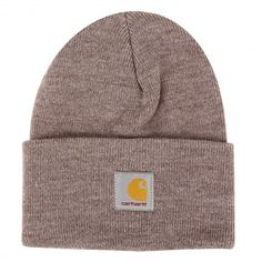 CARHARTT Acrylic Watch Hat alto heather bonnet à revert 20,00 € #carhartt #carharttwip #carharttworkinprogress #bonnet #beanie #blackfriday #skate #skateboard #skateboarding #streetshop #skateshop @playskateshop