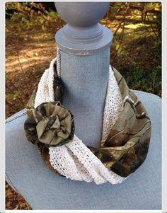 Realtree camo scarf!!!
