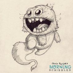 Go for it!  #morningscribbles