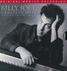 Billy Joel - Greatest Hits Volume 1 & Volume 2 (2017) [MFSL SACD]  Format : DSD (image .iso)  Quality : lossless 2.8 MHz stereo  Source : 2 x SACD  Artist : Billy Joel  Title : Greatest Hits Volume 1 & Volume 2  Genre : Pop/Rock  Release Date : 2017  Scans : included   Size .zip : 3.23 gb
