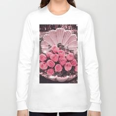 Tri-Blend Long Sleeve T-Shirts are made with 50% Polyester, 25% Cotton and 25% Rayon. Enjoy everything you love about the fit, feel and durability of a vintage T-shirt.