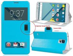 FUNDA Telefono Para HUAWEI G530 VENTANA Tapa Movil Flip Cover - https://complementoideal.com/producto/fundas/fundas-telefono-con-tapa/funda-tipo-libro-con-doble-ventana-para-huawei-g530/  - Con la Funda Tipo Libro Con Doble Ventana Para Huawei G530 tendrás una protección total del tu teléfono móvil, ya que protege tanto delante como la parte de atrás de esta forma tendrás protección 100% del dispositivo. Diseñada exclusivamente para Huawei G530, encajando perfectament