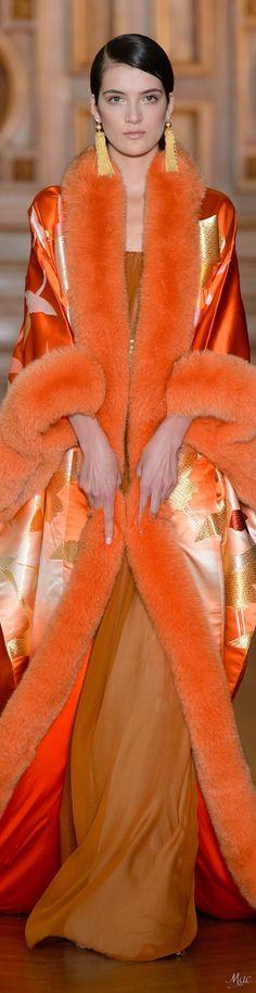 Orange Fashion, Gold Fashion, Mode Orange, Jaune Orange, Orange You Glad, Mode Chic, Orange Crush, Orange Is The New Black, Couture Collection