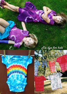 Style Inspiration | Tie Dye