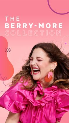 Check out the Berry-more collection for universally flattering hues inspired by our founder @drewbarrymore! 🥳 🎉 #FLOWERBeauty #LetsPlay #MakeupCollection #Makeup Brand Manifesto, Brand Archetypes, Make Up Collection, Logo Color, Logo Branding, Berry, Banner, Joker, Inspired