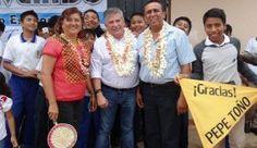 Fortalece Pepe Toño Estefan infraestructura educativa en el Barrio de La Soledad