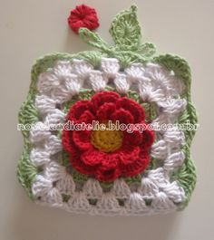 http://novelandiatelie.blogspot.com.br/2012/12/porta-absorvente-em-croche.html Porta absorvente