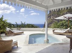 St. Lucia. Island flopping in style.