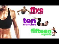 The Five-Ten-Fifteen Workout - Eat. Fit. Fuel.