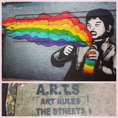 Art Rules The Streets