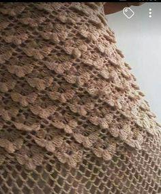 Kabartmalı Yoncalar Tığ Örgü Modeli Tarifi Crochet Snowflake Pattern, Crochet Leaves, Crochet Borders, Crochet Stitches Patterns, Crochet Patterns For Beginners, Crochet Squares, Crochet Motif, Crochet Designs, Crochet Flowers