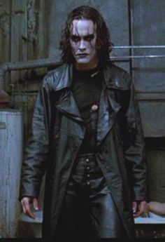 "Eric Draven       ""Can't rain all the time.."""