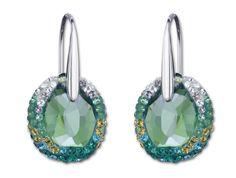 Swarovski, Hyacinth Pierced Earrings, £74