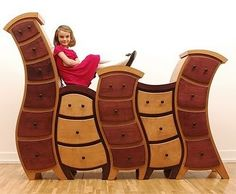 Judson Beaumont, Fairy tale furniture      I heart this - Judson Beaumont fairy tale fruniture