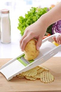 This every-purpose cutting gizmo ($17). | 23 Gifts For People Who Really Can't Cook