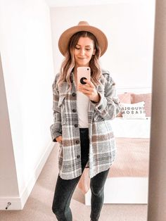 Fall Fashion Outfits, Fall Winter Outfits, Autumn Outfits Women, Autumn Winter Fashion, Fashion Fashion, Outfits With Hats, Simple Outfits, Cute Outfits, Felt Hat Outfit