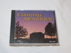 Country Memories Disc One CD MSD2-35429 1993 MCA Records Heartland Music