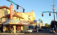 Bagdad Theatre, Hawthorne, Portland OR.