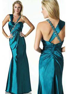 Sheath Column Sweetheart Beading Sleeveless Floor-length Elastic Woven Satin Prom Dresses