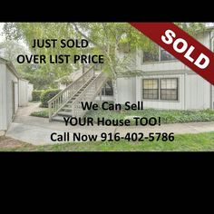 This awesome condo just sold! Congratulations to our seller Carol!  We can help sell your house too call us 916-402-5786 #soldcondo #realestate #californiarealestate #justsold #carmichaelca #kellerwilliams #darosarealestate