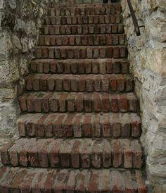Stairs of Kalemegdan