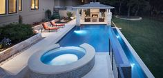 Austin Water Designs is an award winning luxury custom pool & spa company in Austin, TX specializing in new pool building, pool renovation & outdoor living.