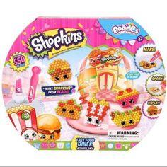 Moose Toys Beados Shopkins Season 3 Activity Pack, Take Out, Multicolor