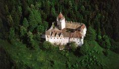 castello d'Enna sud tirolo