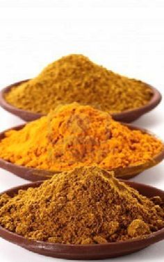 Low FODMAP and Gluten Free Recipes - Homemade curry powder blend