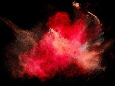 Colorful dust particle explosion resembling blood or a pyrotechnic effect over black. Closeup of a color explosion isolated on black Stock Photo , Explosion Drawing, Putting Others First, Playbuzz Quizzes, Interesting Quizzes, Fun Test, Quiz Me, Personality Quizzes, Fun Quizzes, Abstract Images