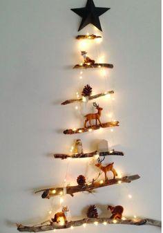 arbol de navidad ramas