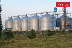 Europe's Largest Manufacturer Mysilo Silo! www.mysilo.com/en #silos #silo #grain #grainstorage #steel
