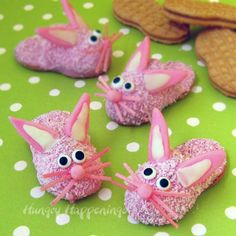 Bunny Slipper Cookies ~ Be Different...Act Normal