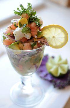 ¡Receta! Ceviche de pescado: http://www.sal.pr/recetas/cevichedepescado.html