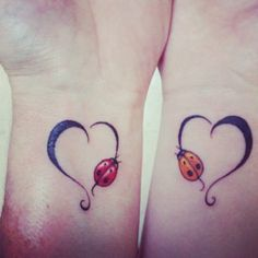 mother daughter tattoo_38