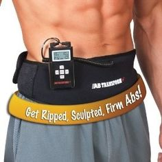 Ab Transform Plus, (abs, abdominal trainers, electric muscle stimulation, abdominal, exercise, fitness, ab belt, core, electro muscle stimulation, waist trimmers), via myamzn.heroku.com... sports-outdoors abs