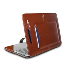 Leather Laptop Case, Laptop Bag, Laptop Cases, Oakley Backpack, Macbook Case, Macbook Pro, Minimalist Leather Wallet, Notebook Case, Blue Bonnets