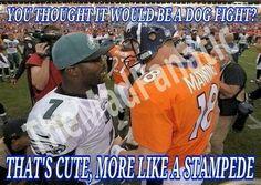 Manning Denver Broncos