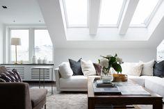 Living Room - Erik Dahlbergsgatan 41 - Eklund Stockholm New York