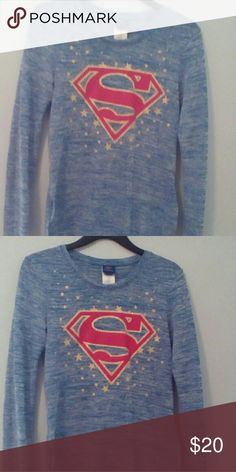 Super cute and comfortable tunic shirt Super cute tunic shirt Is like brand new been worn a couple of times but no holes or stains. Tops Tunics
