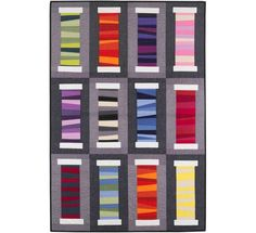 Variegated Threads Quilt Kit | Oakshott Fabrics