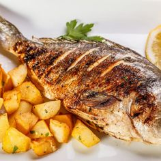 Explore the South African Food Culture Tilapia Recipes, Fish Recipes, Seafood Recipes, Mexican Food Recipes, Cooking Recipes, Whole30 Recipes, Gefilte Fish Recipe, Fish Dishes, Grilling