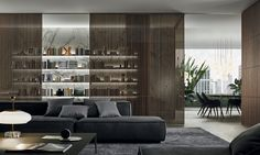 Inside the Rimadesio showroom at DOM Interiors in New York. New York–based showroomDOM Interiors has launched a flagship space for ...