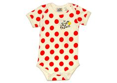 Le Tour de France Babygrow. Price: £22.30, available from Amazon.