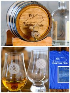Ultimate Bourbon State Package Custom Bourbon Barrel – Bourbon Outfitters