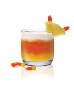 Candy Corn Cocktail (Fall Party?)