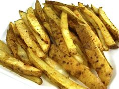 Skinny Fries...You bet! They're a fabulously healthy alternative to regular French fries. One serving of these yummy, skinny fries has 110 calories, 3.5 grams of fat and 3 Weight Watchers POINTS PLUS.