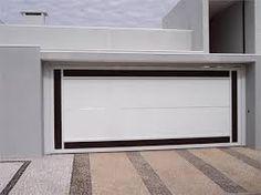 Modern House Garage Door Google Search Church Ideas