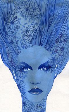 blue by w3s.deviantart.com on @deviantART